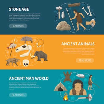 Banery z epoki kamiennej