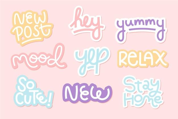 Bańki slangu mediów społecznościowych