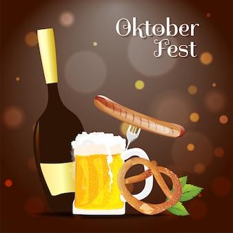 Banner oktoberfest
