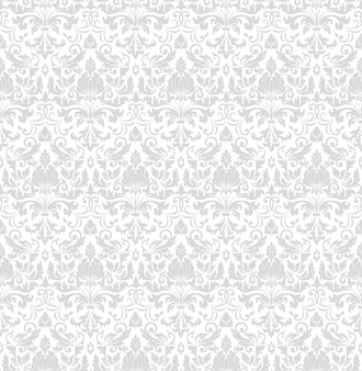 Barok bezszwowe tło wzór. klasyczny luksus staromodny ornament adamaszku, królewska ofiara