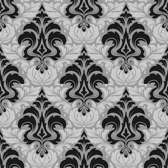 Barok bezszwowe tło wzór