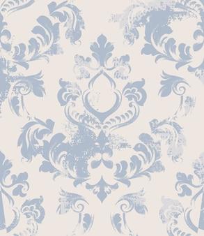 Barokowy wzór tekstury