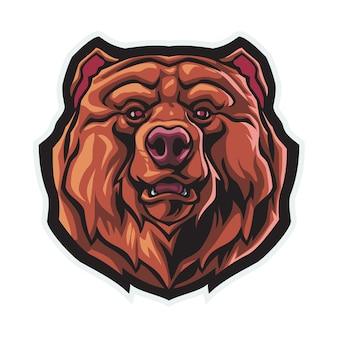 Bear head esport