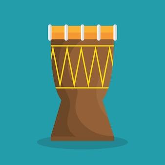 Bęben tradycyjnej muzyki brazylijskiej