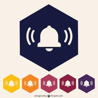 Bell zestaw ikon