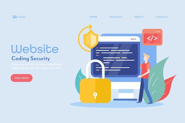 Bezpieczeństwo kodowania stron internetowych