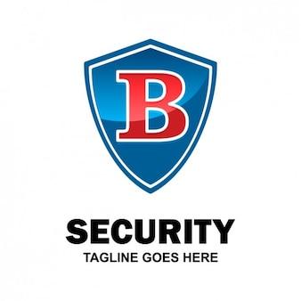Bezpieczeństwo projektowanie logo