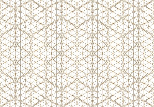 Bezproblemowa geometryczny wzór