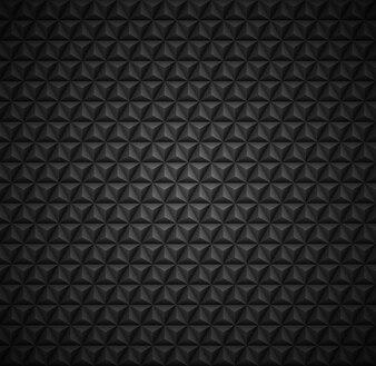 Bezszwowe ciemne tło wzór w kształcie trójkąta