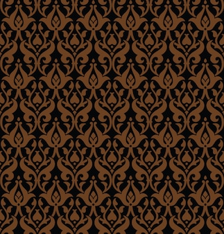 Bezszwowe gotyckie wektor wzór
