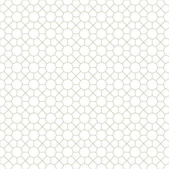 Bezszwowe ornament geometryczny. linie koloru brązowego. świetny projekt dla tkanin, tekstyliów, okładek, papieru do pakowania, tła. drobne linie.