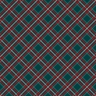 Bezszwowe tło wzór kratę w kratę. tekstura tkaniny. ilustracja wektorowa.