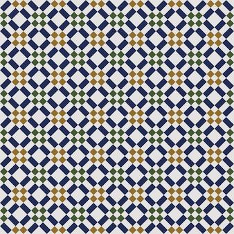 Bezszwowe tło, wzór vintage geometrii.