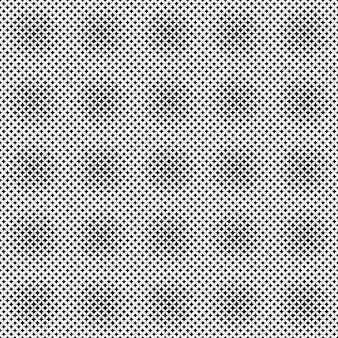 Bezszwowy monochromatyczny abstrakt wyginający się gwiazdowego wzoru tło