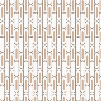 Bezszwowy pionowy wzór geometryczny