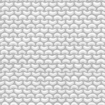 Bezszwowy wzór ściegu pończoszniczego