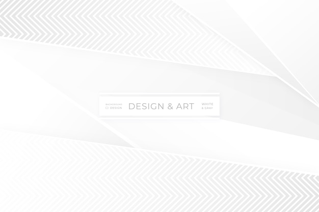 Biała elegancka tapeta