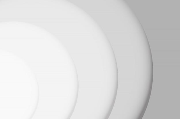 Biała i srebna abstrakcjonistyczna tło wektoru ilustracja