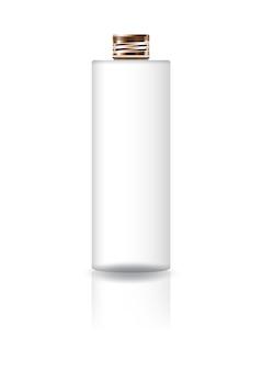 Biała kosmetyczka butli