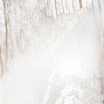 Białe drewniane wzór teksturowanej tło