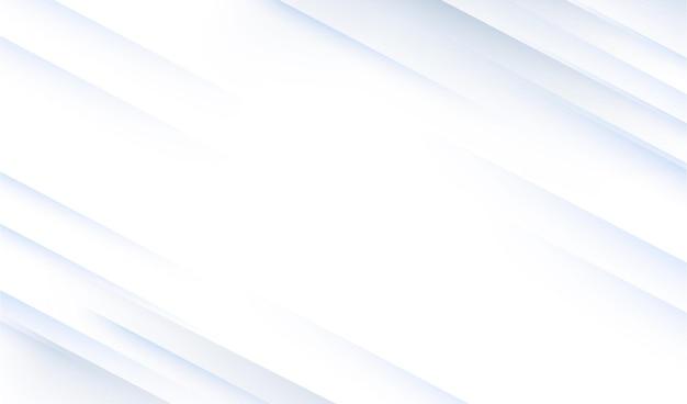 Białe minimalne tło