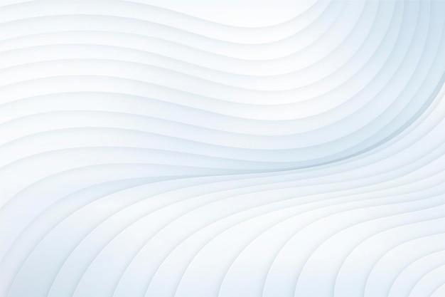 Białe monochromatyczne tło w stylu papieru