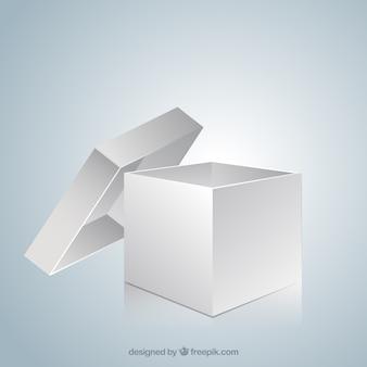 Białe pudełko