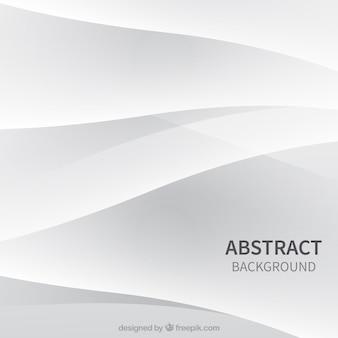Białe tło z abstrakcyjnego projektu
