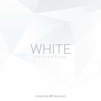 Białe tło z abstrakcyjnymi kształtami