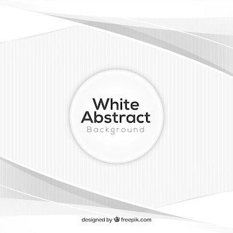Białe tło z eleganckim stylu