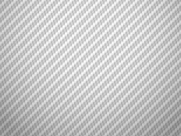 Białe tło z włókna węglowego