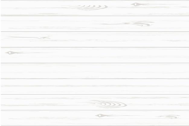 Biały drewniany deski tekstury tło.