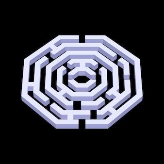Biały labirynt