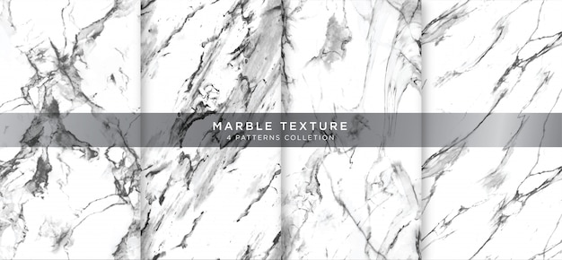 Biały marmur tekstura z naturalnym wzorem dla tła lub projektu dzieła sztuki.