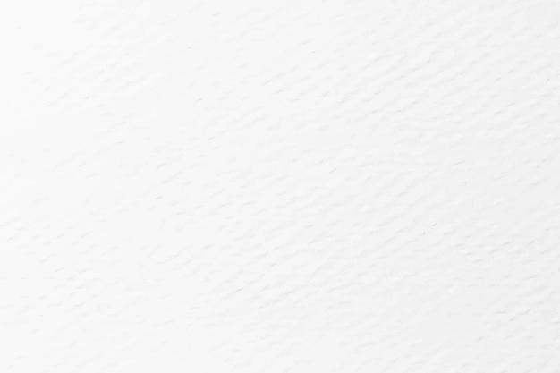 Biały papier teksturowany wektor tła w prostym stylu