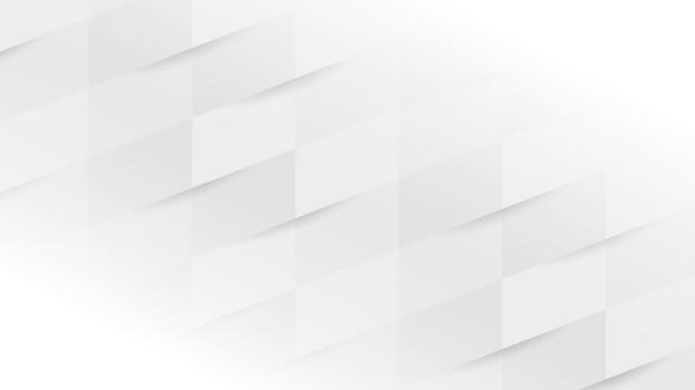Biały splot bez szwu wektor wzór tła