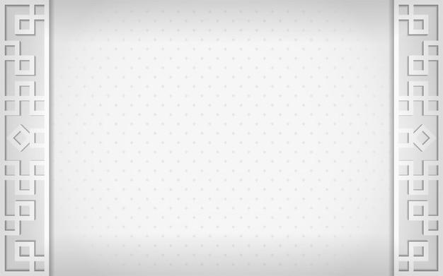 Biały styl teksturowany nakładają się tło