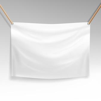 Biały sztandar