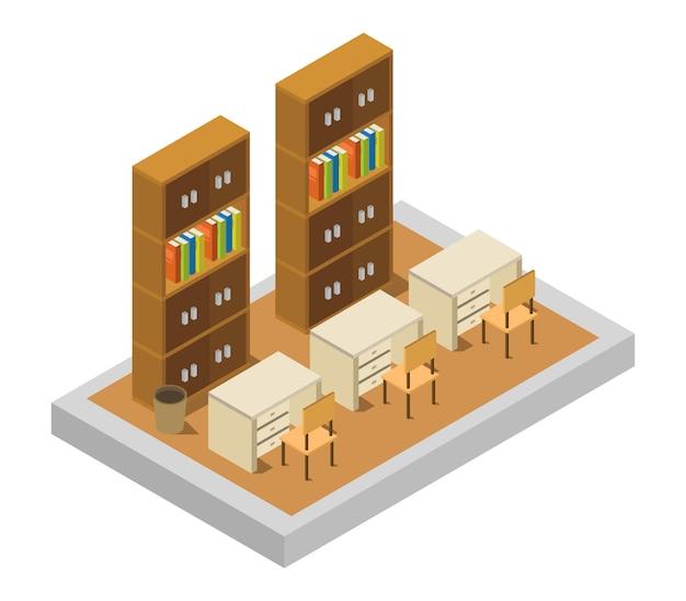 Biblioteka izometryczna