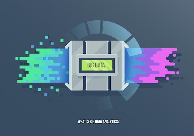 Big data algorytmy uczenia maszynowego.