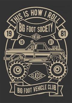 Big foot society