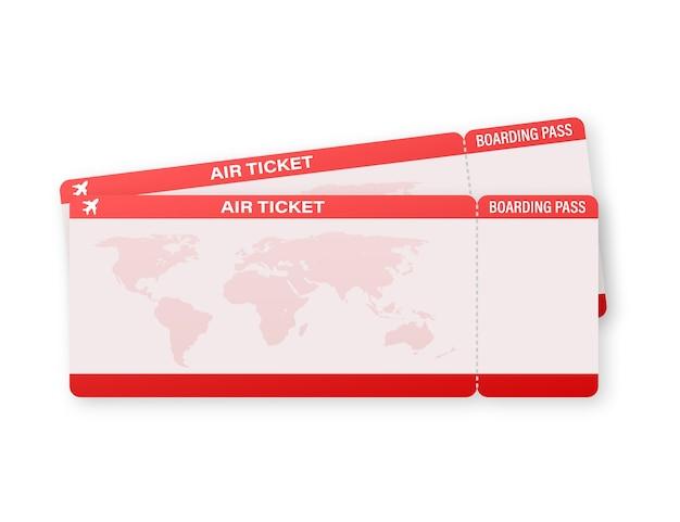 Bilety lotnicze lub karta pokładowa w specjalnej kopercie serwisowej.
