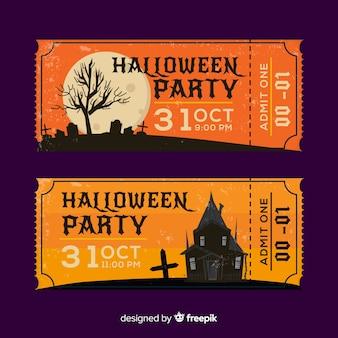 Bilety na halloween
