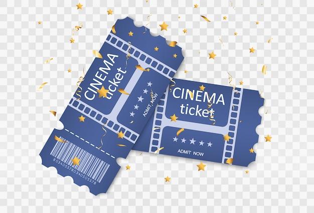 Bilety na udział w wydarzeniu lub filmie