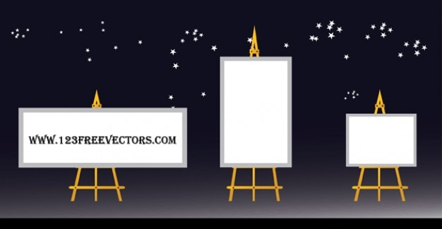 Billboard vector