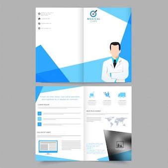 Biomedyczna promocja medyczna firmy zdrowe