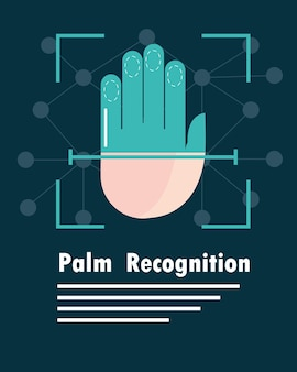 Biometryczne rozpoznawanie dłoni