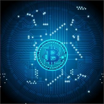 Bitcoin elektroniczny design