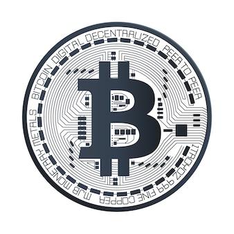 Bitcoina o konstrukcji technicznej