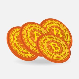 Bitcoiny kryptowalutowe